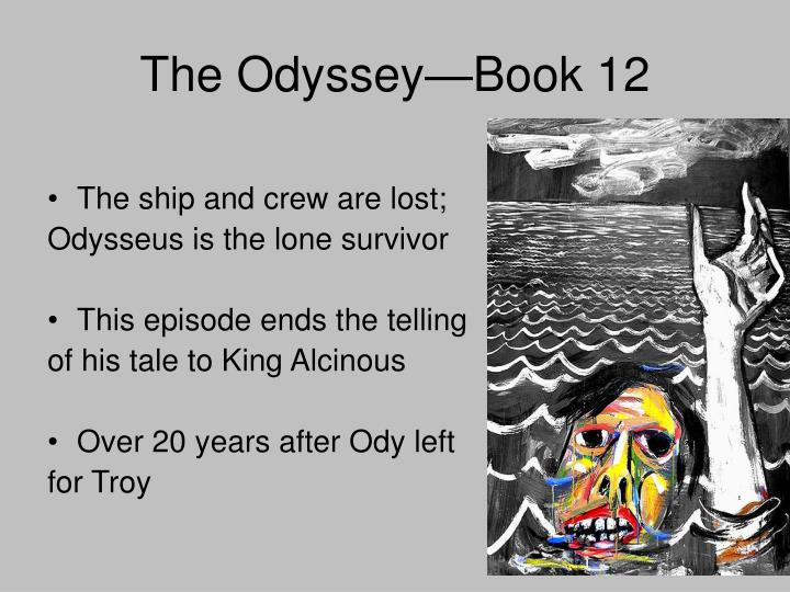 Ppt  Review Of Book—11 Odysseus Visits The Blind Prophet