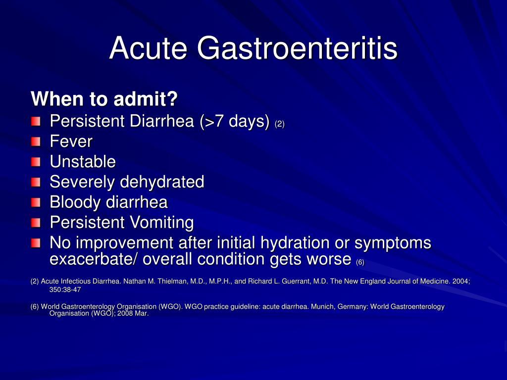 PPT - CPG on Acute Gastroenteritis PowerPoint Presentation. free download - ID:6779703