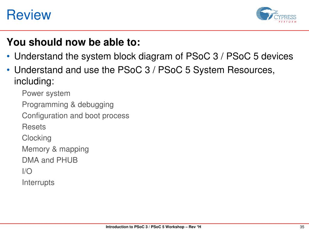 hight resolution of psoc 3 block diagram manual e bookppt psoc 3 psoc 5 102 system resources powerpoint presentationreview