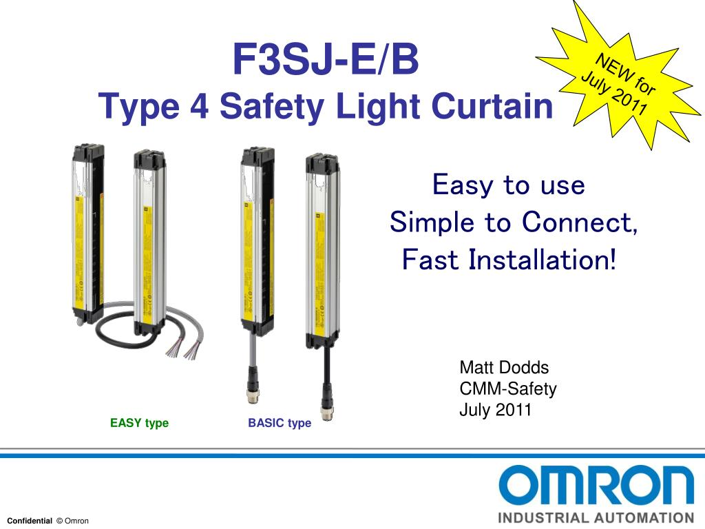 https www slideserve com isaiah wooten f3sj e b type 4 safety light curtain