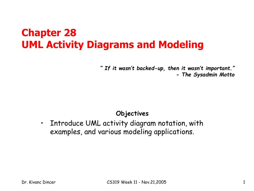 hight resolution of ppt chapter 28 uml activity diagrams and modeling powerpoint presentation id 6823226