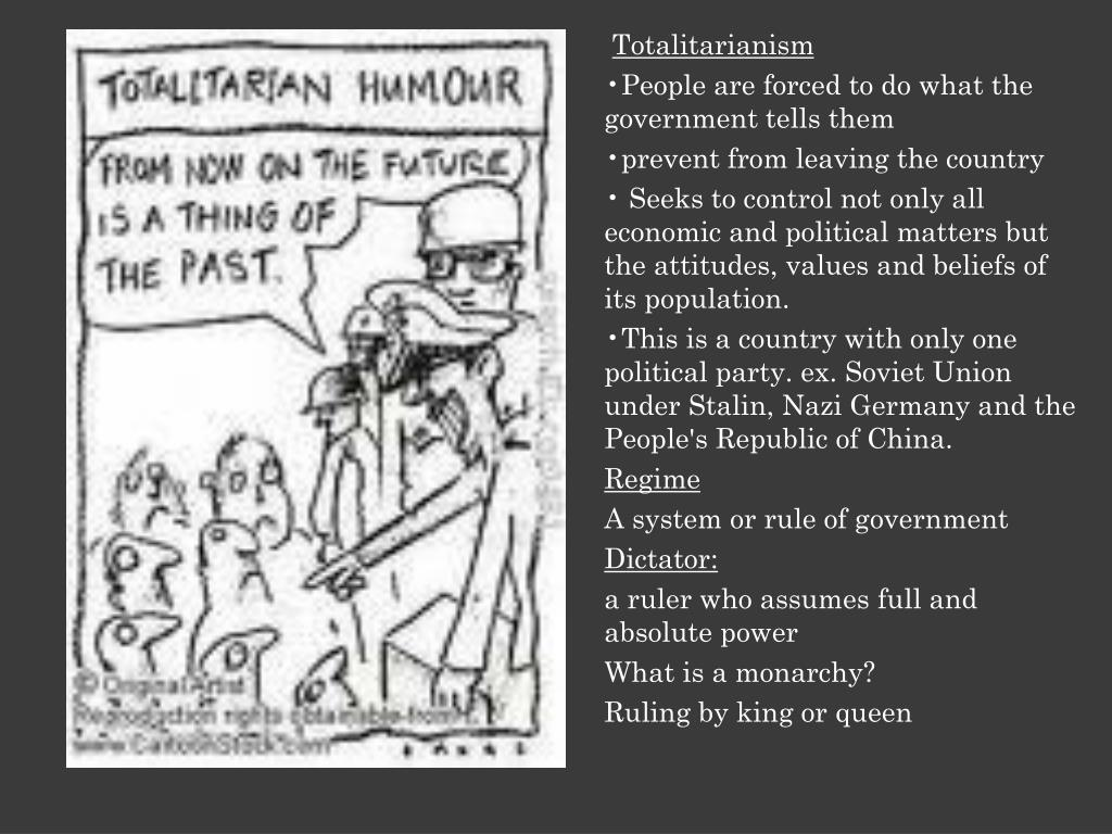 PPT - Rise of Totalitarian Regimes PowerPoint Presentation. free download - ID:6848689