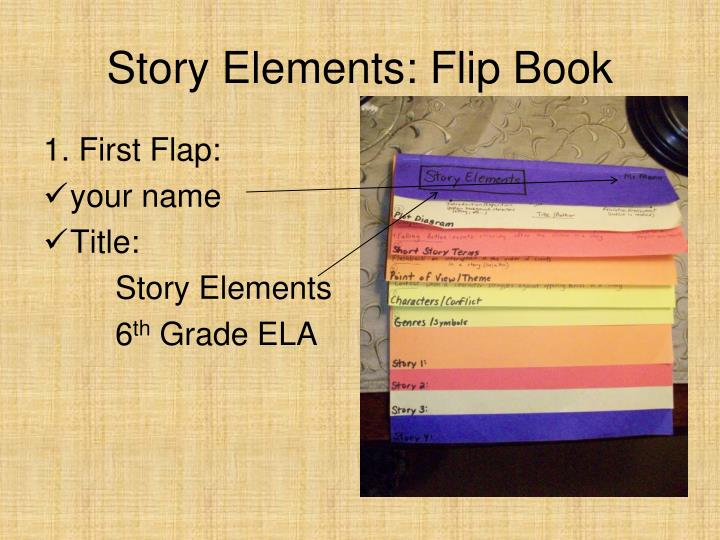 short story plot diagram terms 7 blade wiring trailer ppt - elements flipbook project powerpoint presentation id:6898368