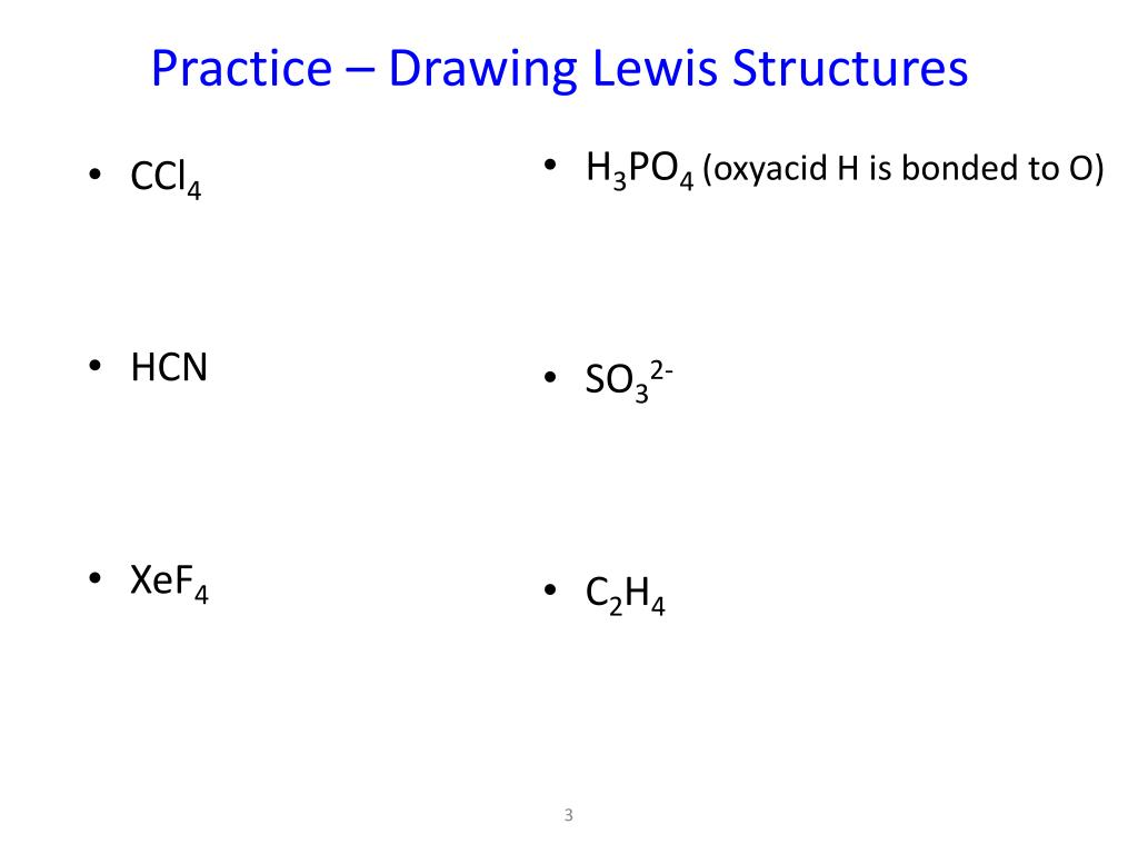 hight resolution of drawing lewis dot diagram practice ppt bonding theories u2013 lewis theory powerpoint presentation