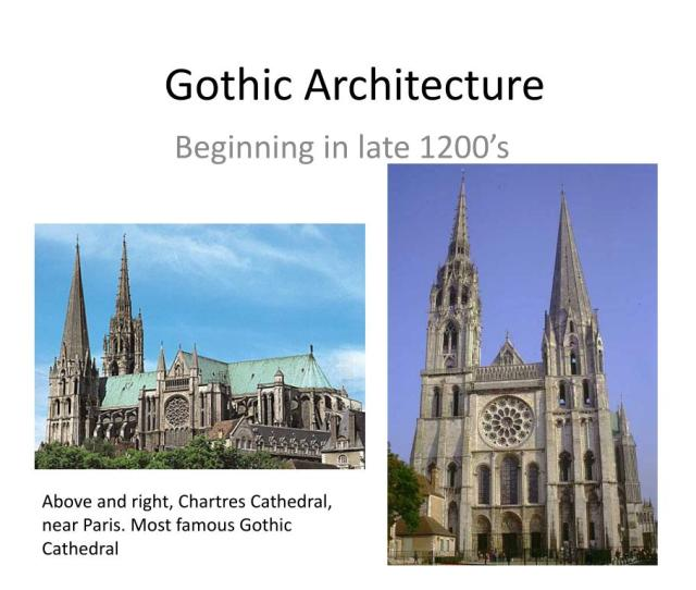 Gothic Architecture N