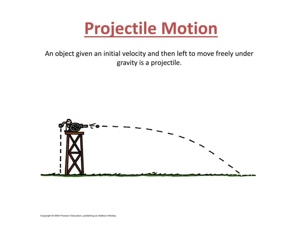 PPT - Projectile Motion PowerPoint Presentation. free download - ID:7012739