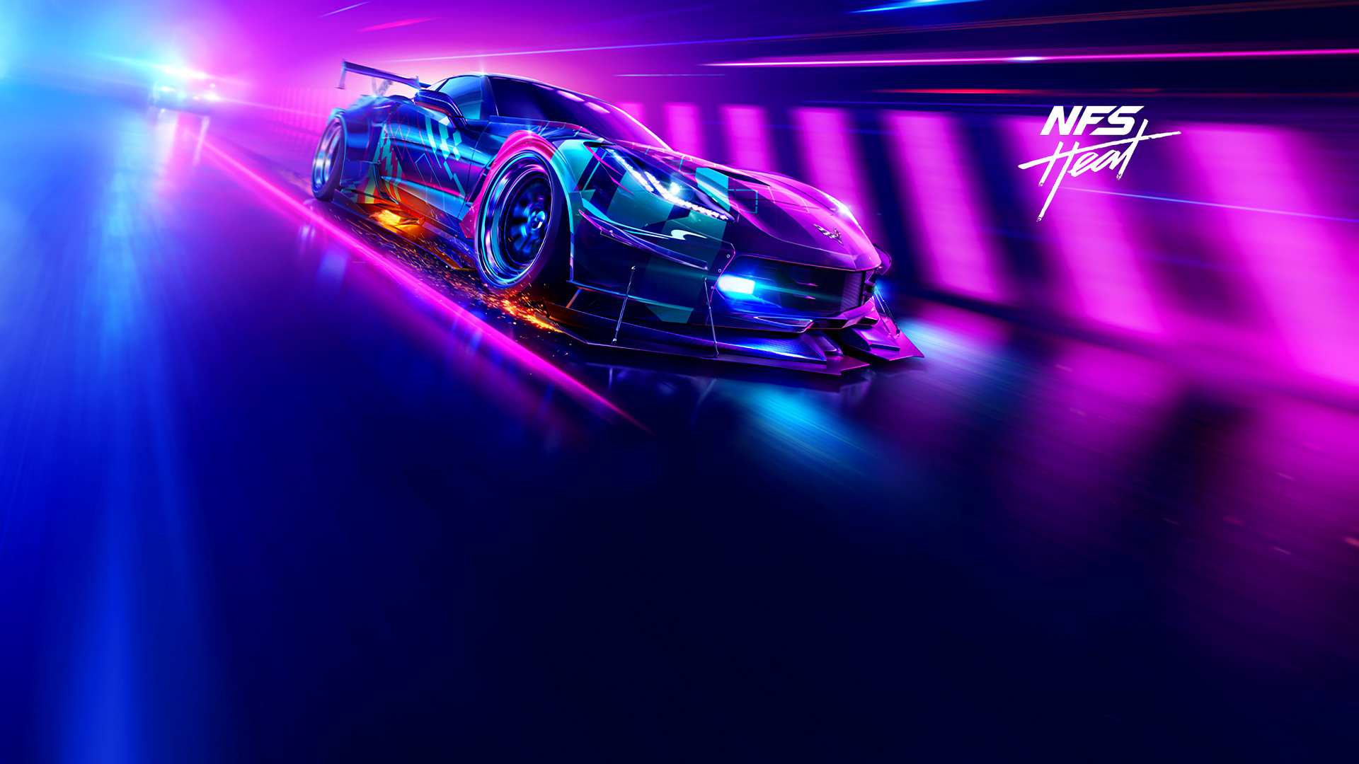 I had an old laptop that broke in two. Need For Speed Heat Car 4k Wallpaper 3 488