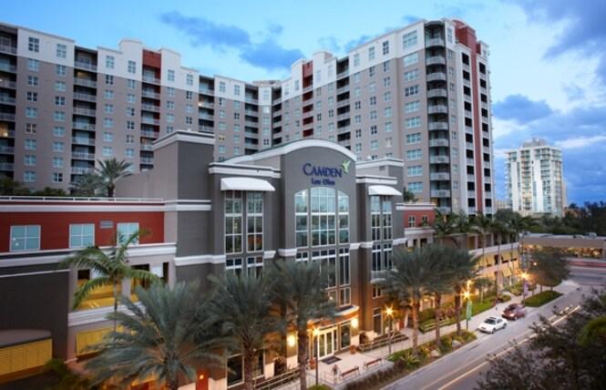Camden Las Olas  Fort Lauderdale FL  Apartment Finder