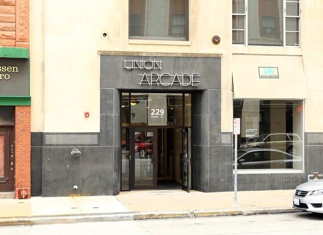 Union Arcade Building