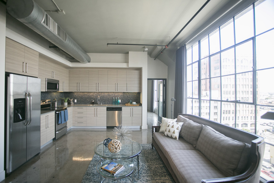 Maxfield Lofts  Los Angeles CA  Apartment Finder