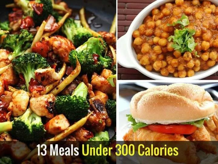 PPT - 13 Meals Under 300 Calories PowerPoint Presentation ...