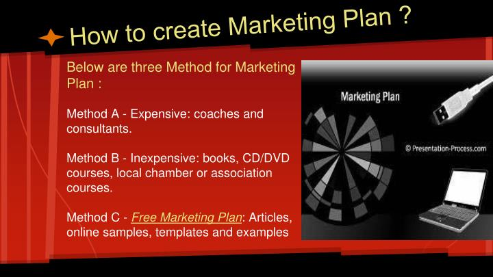 PPT - Sample and Free Marketing Plan Template PowerPoint ...