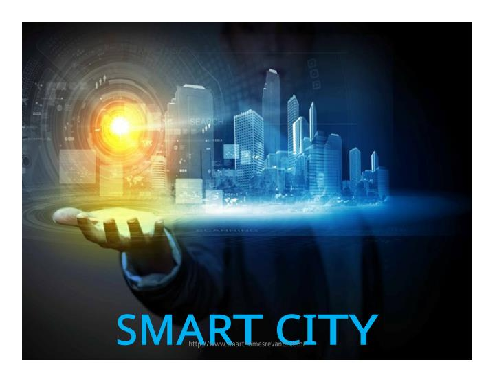 PPT Smart City PowerPoint Presentation ID7211262