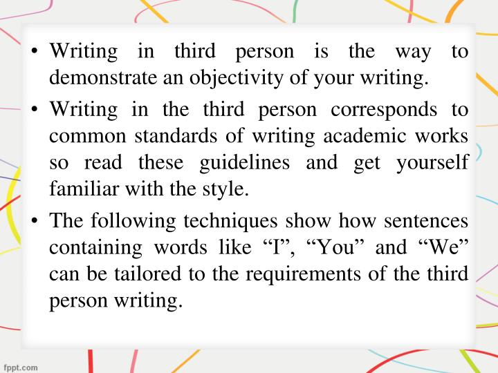 What Point Of View Do You Write A Research Paper Custom Paper Help