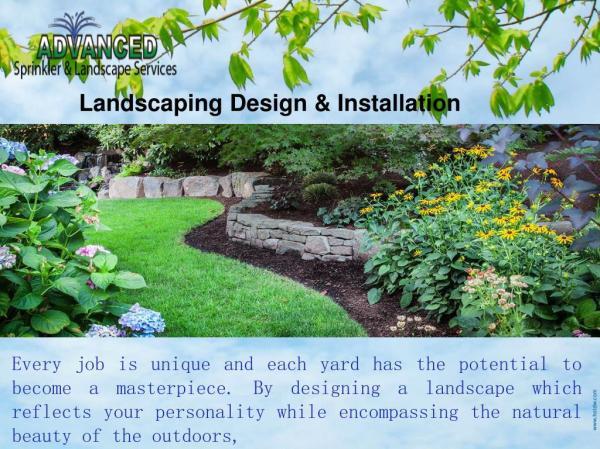 ppt - outdoor landscape lighting