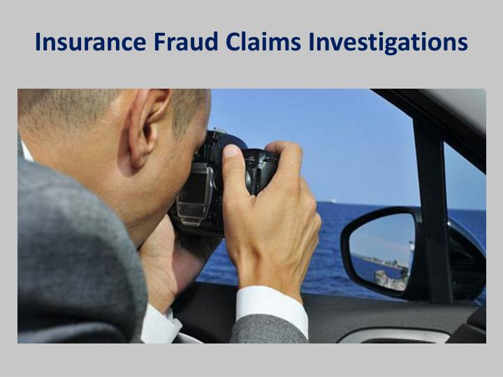 Insurance Company Investigator Cover Letter - Cover Letter Resume ...