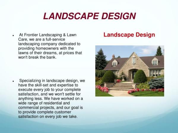 ppt - landscape maintenance waterloo