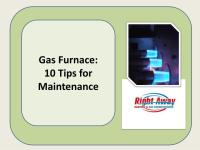 PPT - Gas Furnace-10 Tips for Maintenance PowerPoint ...