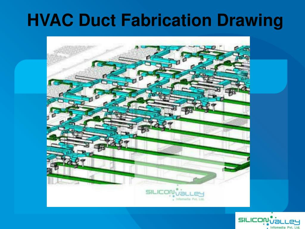 hight resolution of hvac duct fabrication drawing