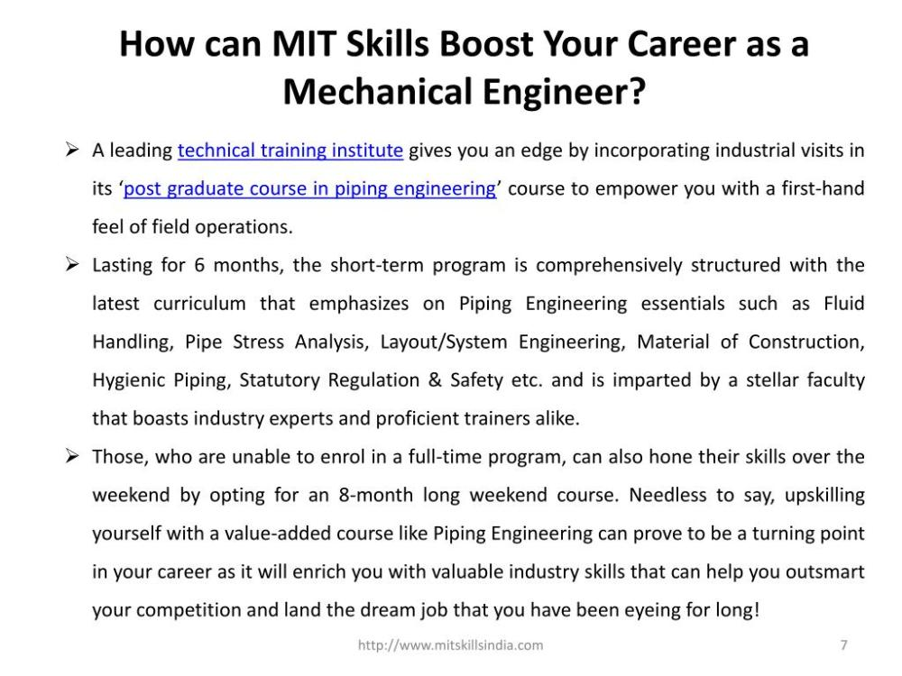 medium resolution of how can mit skills boost your career as a mechanical engineer