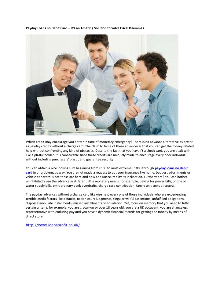 fast cash personal loans without a appraisal of creditworthiness
