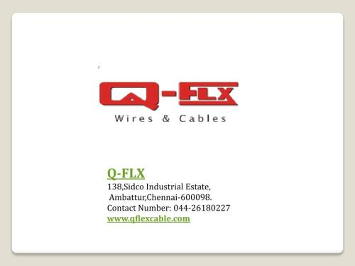 small resolution of electrical control panel wiring qflx cable powerpoint ppt presentation