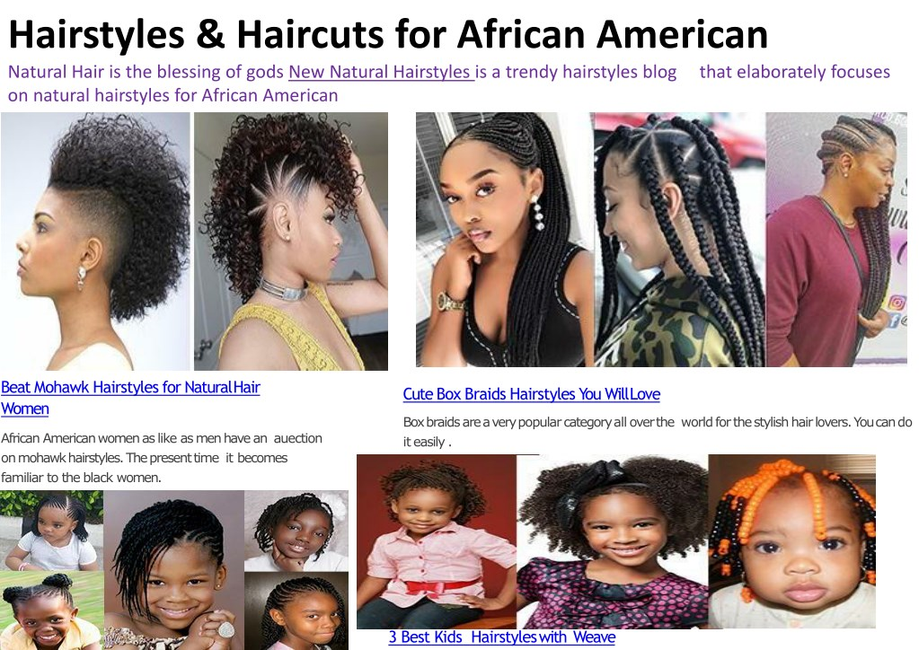 Ppt New Natural Hairstyles Inspiring Natural Hairstyles For