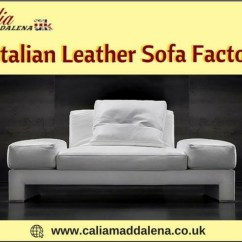 Italy Leather Sofa Uk Beds With Thick Mattress Ppt Popular Italian Factory From Calia Maddalena Powerpoint Presentation Id 7954261