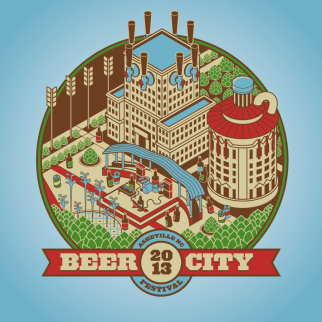 Beer City 2013 by Brent Baldwin
