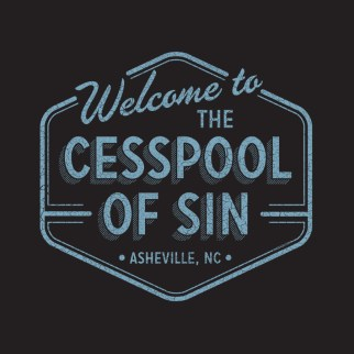 """Cesspool of Sin"" by Israel Hill. Available in our online store."