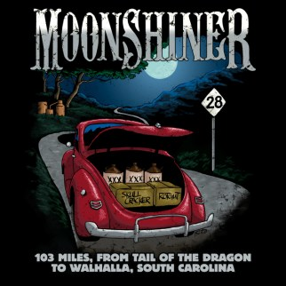 Moonshiner 28 by Brent Baldwin