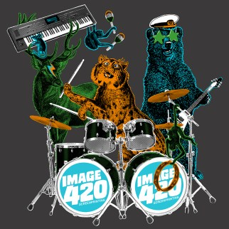"""Animal Band"" by Brent Baldwin"