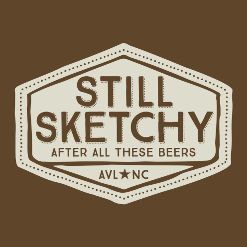 """Still Sketchy"" by Brent Baldwin. Available in our online store."