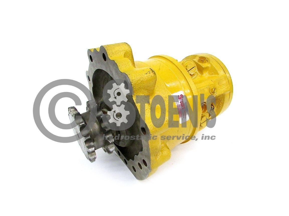 Poclain Right Hand Drive Motor