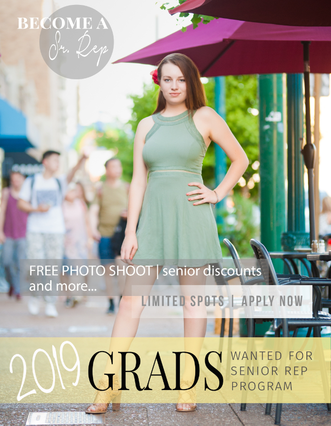 Senior Rep Magazine