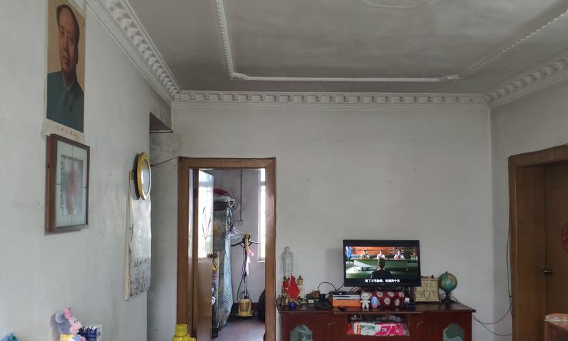 Inside Hu Pingsheng's home in Chenzhou, Hunan province, April 14, 2019. Fan Yiying/Sixth Tone