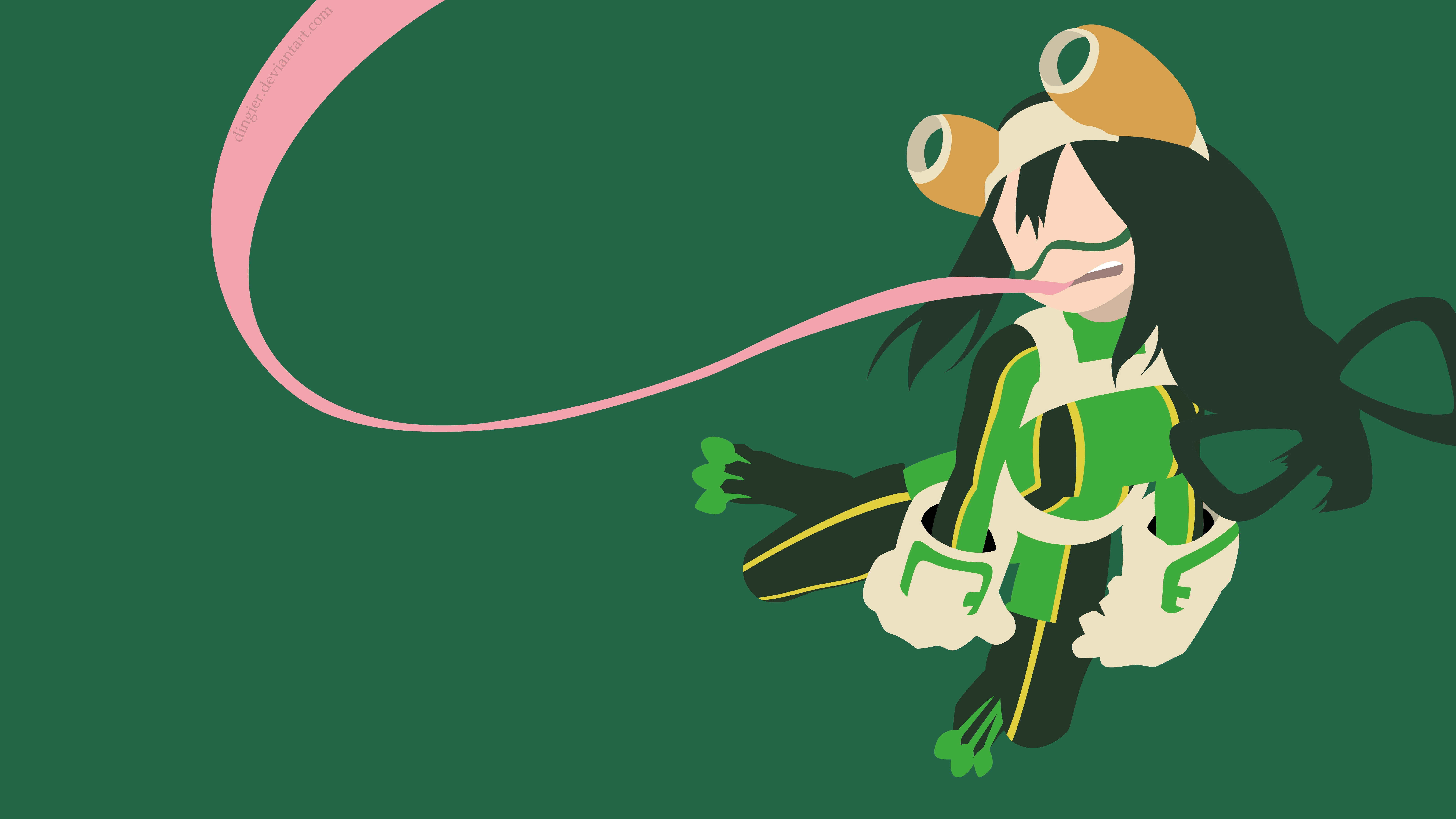 Would you like to see this set of items officially accepted and supported in wallpaper engine? Top Collection of My Hero Academia Tsuyu Wallpaper ...