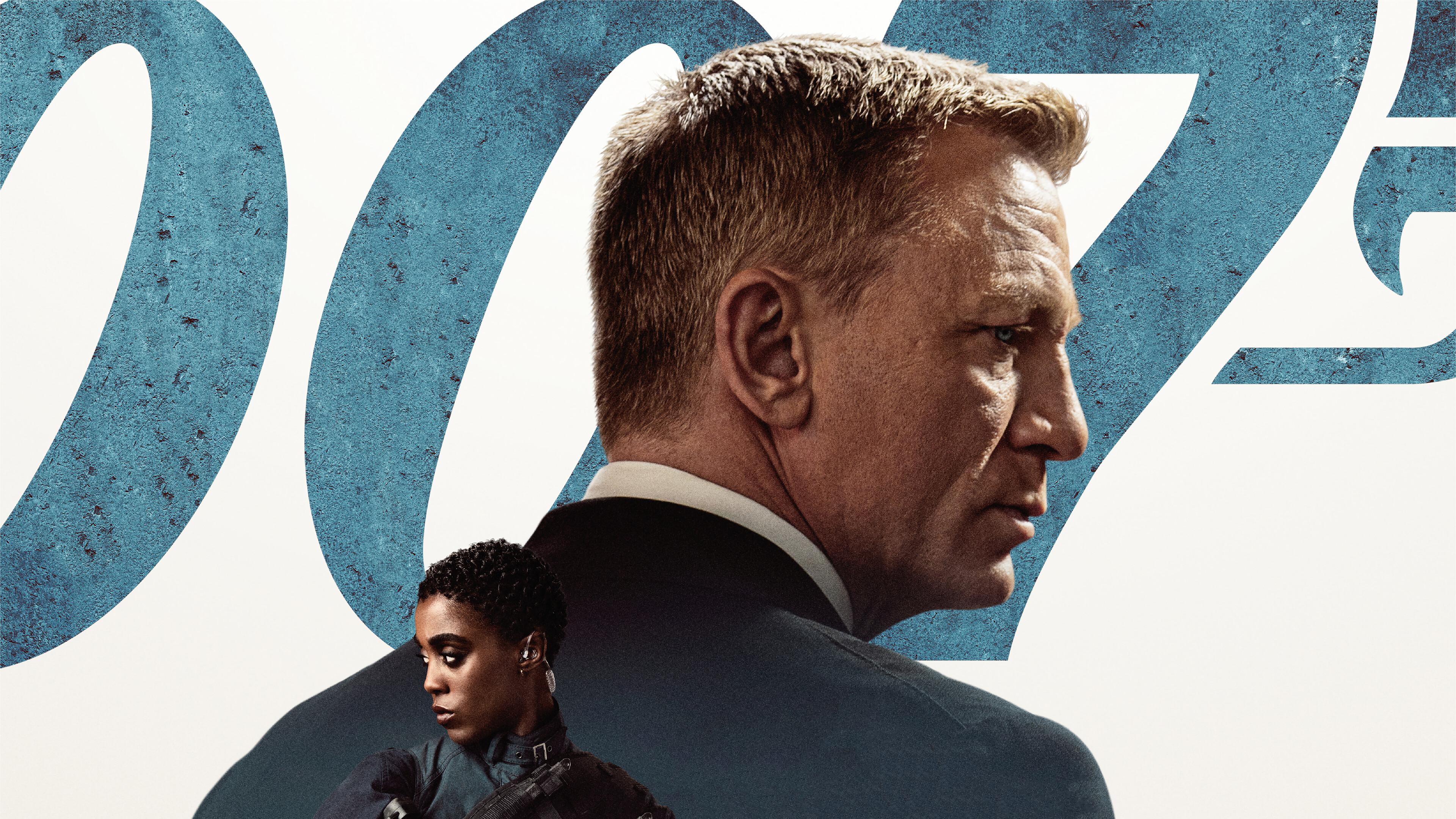 die 007 movie poster 4k wallpaper
