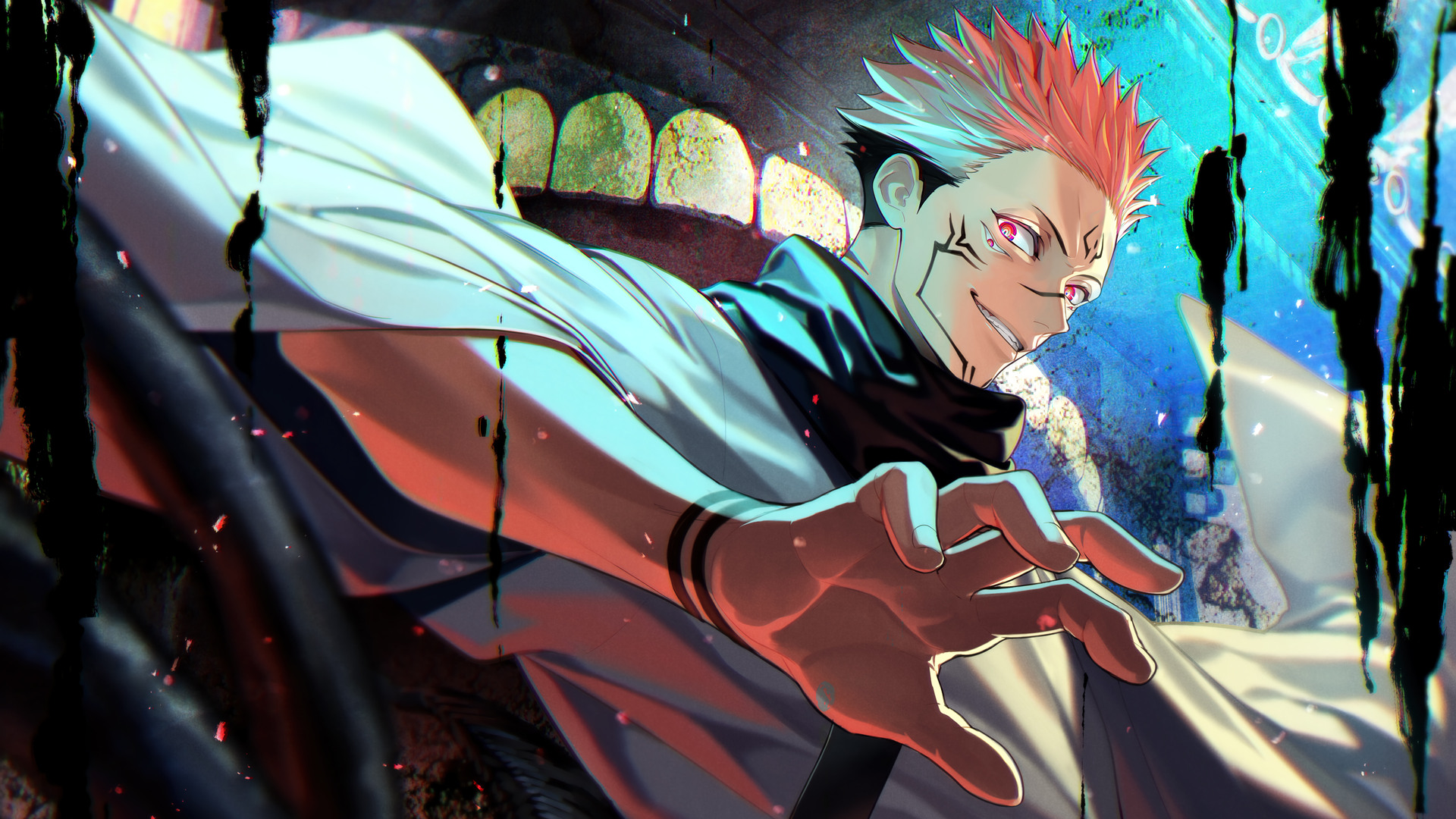 This app provide you with beautiful wallpapers from jujutsu anime, the wallpapers are classified by anime characters (nobara, megumi, yuuji, satoru. Anime Wallpaper 1920X1080 Jujutsu Kaisen / 20 Anime ...