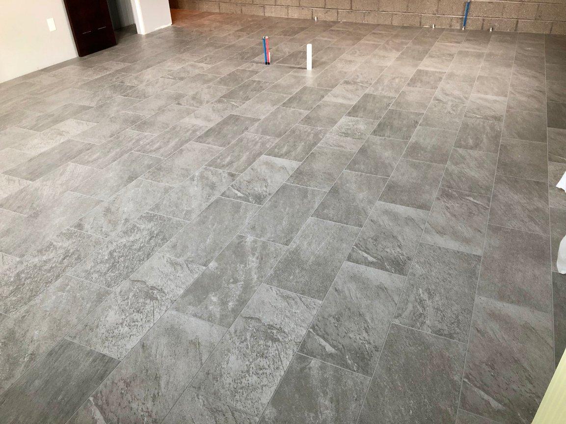 cutting edge tile installations