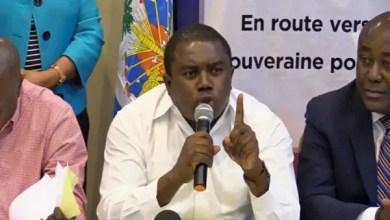 André Michel: « La démission du Premier ministre Jouthe Joseph ne va rien changer » - André Michel, Joseph jouthe