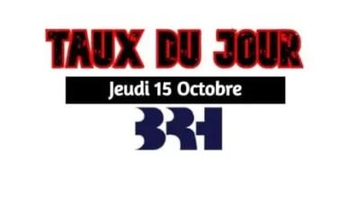 Haiti/ Taux du Jour affichés par les Banques Commerciales pour ce Jeudi 15 octobre 2020 - dollars, Minister du commerce, prix des produits petroliers