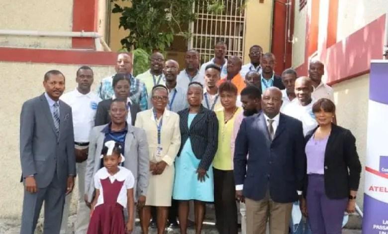 Clôture de la première formation animée par le CEFOPAFOP à l'intention des agents publics de la CNMP - CNMP