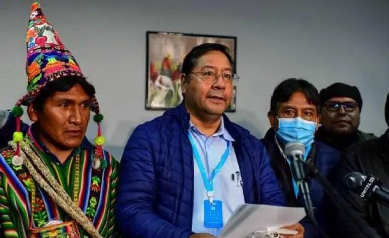 Bolivie : Luis Arce, le dauphin d'Evo Morales, remporte la présidentielle au premier tour - Bolivie, Evo Morales