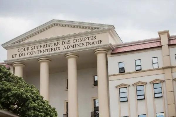 Fin de mandat: la Cour Supérieure des Comptes et du Contentieux Administratif rejette la requête des anciens sénateurs -