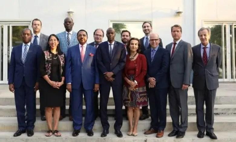 Haïti / Décrets créant l'ANI : inquiet, le Core Group appelle à l'organisation des élections législatives au plus vite - ANI, Core Group