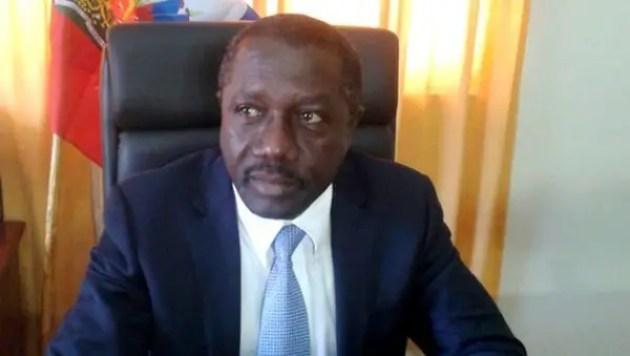 Haiti-Politique: Gabriel Fortuné favorable à une transition concertée. - Joseph jouthe, Jovenel Moïse