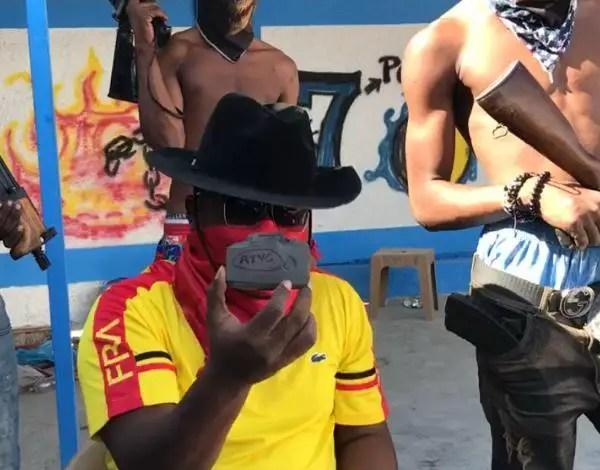 Le chef de gang IZO confirme avoir encore le contrôle de village-de-Dieu - Izo, Village de Dieu