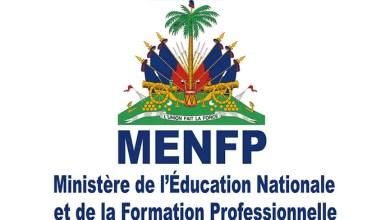 Baccalauréat : les inscriptions des candidats recalés seront reçues du 20 janvier au 3 février 2021 - MENFP