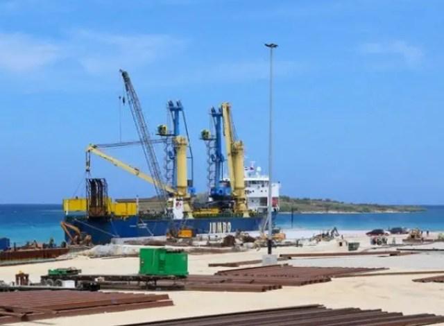 Saisie d'armes au port Lafito : le parquet poursuit l'enquête, Port Lafito applaudit - armes, Haïti, Port Lafito